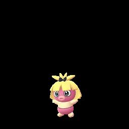 Pokémon lippouti-haut-de-forme