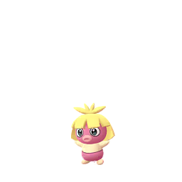 Sprite  de Lippouti - Pokémon GO