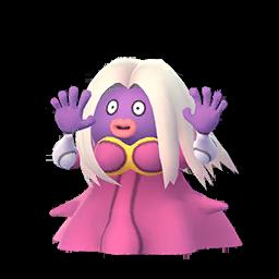Fiche de Lippoutou - Pokédex Pokémon GO
