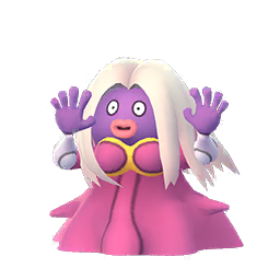 Sprite femelle chromatique de Lippoutou - Pokémon GO