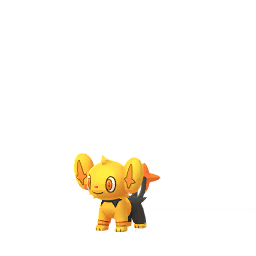 Sprite femelle chromatique de Lixy - Pokémon GO