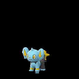 Sprite femelle de Lixy - Pokémon GO
