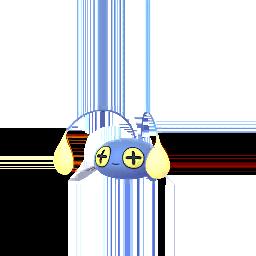 Sprite  de Loupio - Pokémon GO