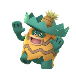 Ludicolo forme chromatique