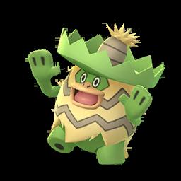 Pokémon ludicolo