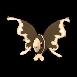 Sprite femelle chromatique de Luminéon - Pokémon GO