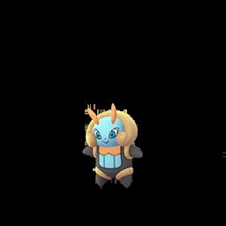 Modèle shiny de Lumivole - Pokémon GO