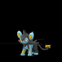 Pokémon luxio