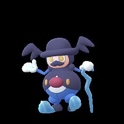 Pokémon m-glaquette