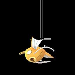 Sprite femelle chromatique de Magicarpe - Pokémon GO
