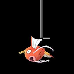 Sprite femelle de Magicarpe - Pokémon GO