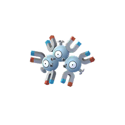 Modèle de Magnéton - Pokémon GO