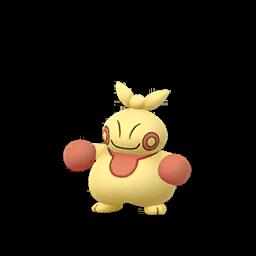 Fiche de Makuhita - Pokédex Pokémon GO