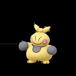 Pokémon makuhita