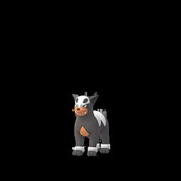 Modèle de Malosse - Pokémon GO