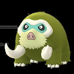 Sprite femelle chromatique de Mammochon - Pokémon GO