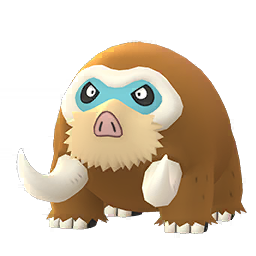 Sprite femelle de Mammochon - Pokémon GO