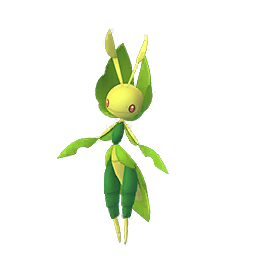 Sprite  de Manternel - Pokémon GO