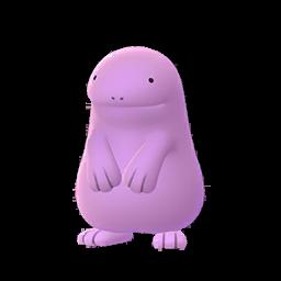 Sprite femelle chromatique de Maraiste - Pokémon GO