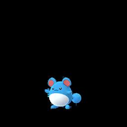 Sprite  de Marill - Pokémon GO