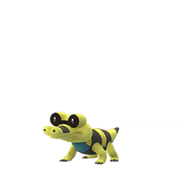 Sprite chromatique de Mascaïman - Pokémon GO
