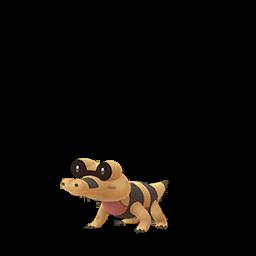 Sprite  de Mascaïman - Pokémon GO