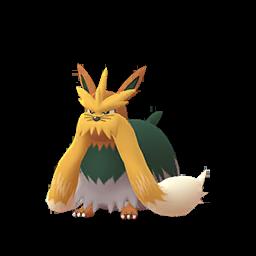 Pokémon mastouffe-s
