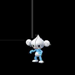 Modèle de Méditikka - Pokémon GO
