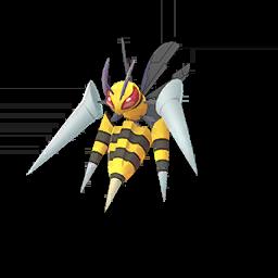 Pokémon mega-dardargnan
