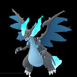 Pokémon mega-dracaufeu-x