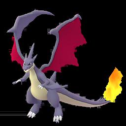 Pokémon mega-dracaufeu-y-s