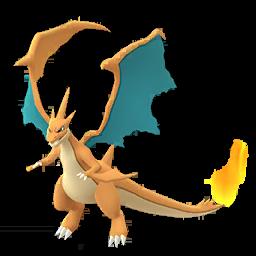 Pokémon mega-dracaufeu-y