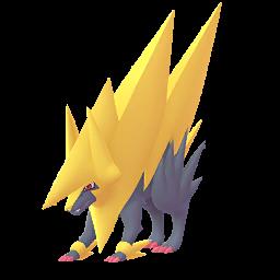 Pokémon mega-elecsprint-s