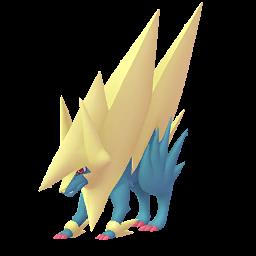 Pokémon mega-elecsprint