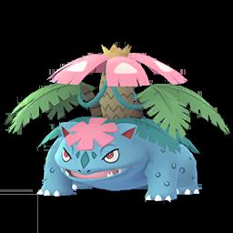 Pokémon mega-florizarre