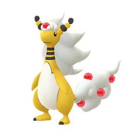 Modèle de Méga-Pharamp - Pokémon GO