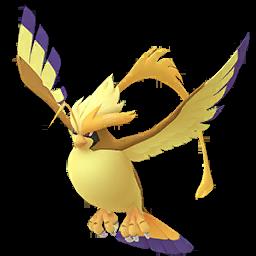 Pokémon mega-roucarnage-s