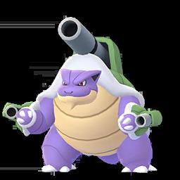 Pokémon mega-tortank-s