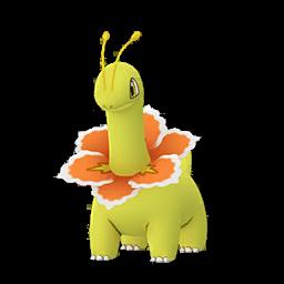 Sprite femelle chromatique de Méganium - Pokémon GO