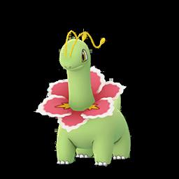Modèle de Méganium - Pokémon GO