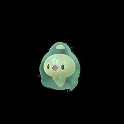 Sprite chromatique de Méios - Pokémon GO