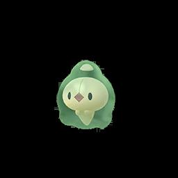 Sprite  de Méios - Pokémon GO