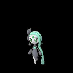 Sprite chromatique de Meloetta (Forme Chant) - Pokémon GO