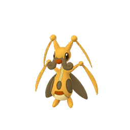 Sprite femelle chromatique de Mélokrik - Pokémon GO