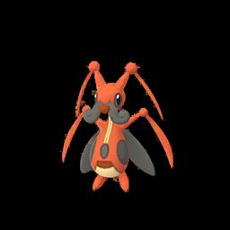 Sprite femelle de Mélokrik - Pokémon GO