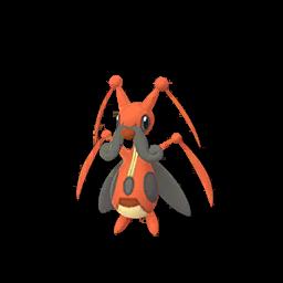 Sprite  de Mélokrik - Pokémon GO