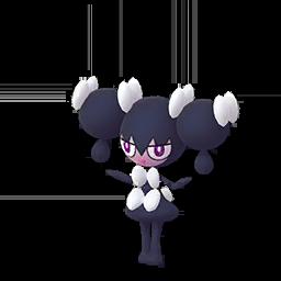 Sprite chromatique de Mesmérella - Pokémon GO