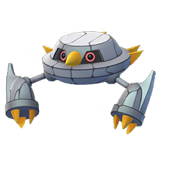 Fiche de Métang - Pokédex Pokémon GO
