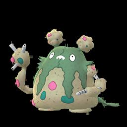 Modèle de Miasmax - Pokémon GO