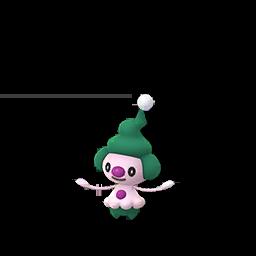 Pokémon mimejr-s